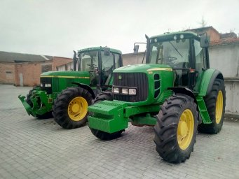 Трактор JohnDeere 6910.6930